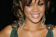 Rihanna Crystal Chandelier Earrings