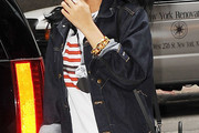 Rihanna Denim Jacket
