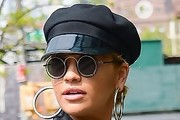 Rita Ora Casual Hats
