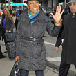 Robin Roberts Clothes - Down Jacket