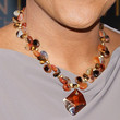 Robin Roberts Glass Beaded Necklace