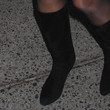 Robin Roberts Knee High Boots