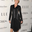 Robin Wright Penn Clothes - Little Black Dress