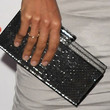 Rosario Dawson Handbags - Hard Case Clutch