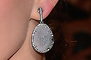 Rose Hemingway Dangling Diamond Earrings