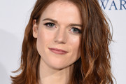Rose Leslie Shoulder Length Hairstyles
