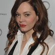 Rose McGowan Long Wavy Cut