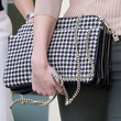 Rosie Huntington-Whiteley Chain Strap Bag