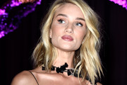 Rosie Huntington-Whiteley Shoulder Length Hairstyles