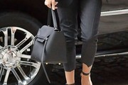 Rosie Huntington-Whiteley Tote Bags
