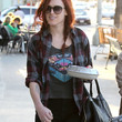 Rumer Willis Clothes - Button Down Shirt
