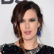 Rumer Willis Messy Updo