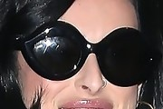 Rumer Willis Novelty Sunglasses