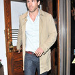 Ryan Reynolds Suede Jacket