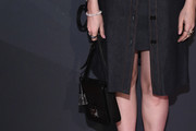 Zosia Mamet Leather Shoulder Bag