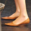 Saffron Burrows Shoes - Embellished Flats