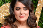 Salma Hayek Long Hairstyles