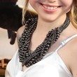 Sammi Hanratty Silver Statement Necklace