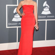Sara Bareilles Clothes - Evening Dress