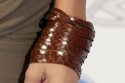 Sara Carbonero Leather Bracelet