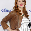 Sarah Drew Clothes - Cropped Jacket