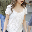 Sarah Hyland Clothes - Loose Blouse