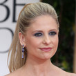 Sarah Michelle Gellar Hair - Ponytail