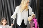 Sarah Michelle Gellar Zip-up Jacket