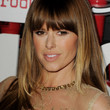 Sarah Wright Hair - Long Straight Cut with Bangs