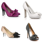 Sassy Satin Pumps
