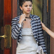 Selena Gomez Cropped Jacket