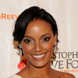 Selita Ebanks Hair - Loose Bun