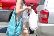 Selma Blair Fabric Bag