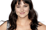 Shailene Woodley Long Hairstyles