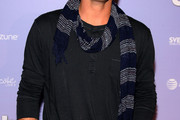 Shane West Knit Scarf