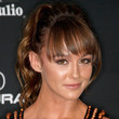 Sharni Vinson Hair - Loose Ponytail