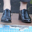 Sharon Stone Shoes - Flat Oxfords