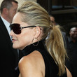 Sharon Stone Hair - Ponytail