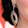 Shawna Thompson Jewelry - Dangling Diamond Earrings