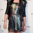 Shenae Grimes Mini Dress