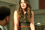 Shenae Grimes Shirtdress