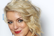 Sheridan Smith Short Wavy Cut