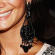 Shermine Shahrivar Crystal Chandelier Earrings