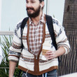 Shia LaBeouf Clothes - Cardigan