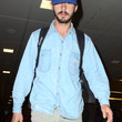 Shia LaBeouf Clothes - Denim Shirt