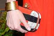 Sienna Miller Beaded Clutch