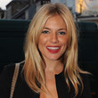 Sienna Miller Hair - Medium Straight Cut