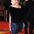 Silvie Van Der Vaart Clothes - Beaded Dress