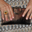 Simona Ventura Handbags - Metallic Clutch