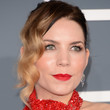 Skylar Grey Ombre Hair